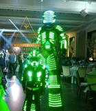 רובוט לייזר לבת מצווה