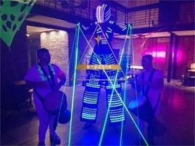 רובוט רוקד לאירועים