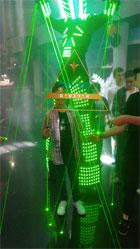 רובוט לייזר לבר מצווה